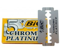 Лезвия для бритья BiC Chrome Platinum (5 шт)