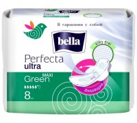 Прокладки Bella Perfecta Ultra Maxi Green (8 шт)