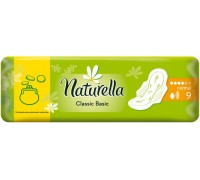 Прокладки Naturella Classic Basic Normal (9 шт)