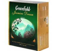 Чай зеленый Greenfield Jasmine Dream (100 пак*2 гр)