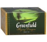 Чай зеленый Greenfield Flying Dragon (25*2 гр)