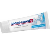 Зубная Паста Blend-a-med 3D White Whitening Therapy Защита эмали (75 мл)