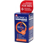 Дезодорант шариковый Deonica For Men Max Protection 5в1 (45 мл)