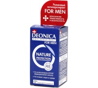 Дезодорант шариковый Deonica For Men Nature Protection (45 мл)