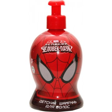Шампунь Spider-Man Black is Black 3D (480 мл)